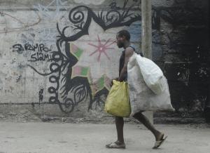 Morador de rua